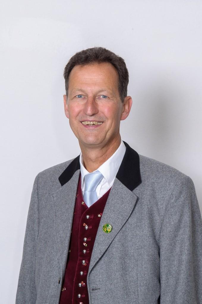 Obmann Martin Kircher